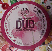 The body shop - Duo beurre corporel
