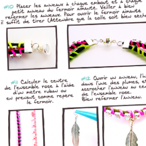 Tutoriel Box Chic Maker septembre
