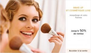 Brandalley - make up et cosmétique de luxe moins 60%