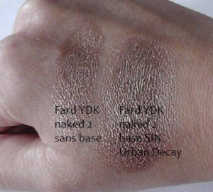 Swatch base à paupières SIN Urban Decay