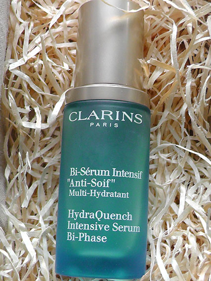 Clarins Bi sérum intensif anti soif