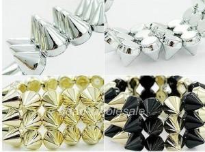 bracelet clou gothique ebay