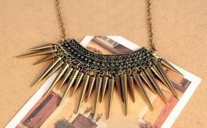 collier métal ebay