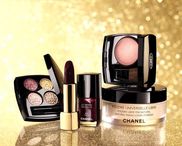 Collection Eclats du Soir Chanel globale