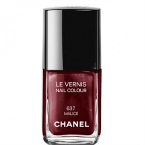 Chanel Collection Eclats du Soir vernis Malice