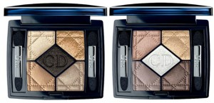 Dior Grand Bal Collection palette 5 couleurs