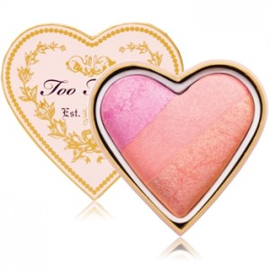Sweethearts Blush Too faced boudoir beauty collection printemps 2013