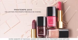 Chanel Printemps précieux collection 2013