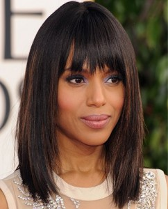 Kerry Washington golden globes Awards 2013 best of beauty
