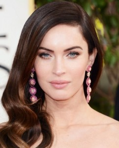 Megan Fox golden globes Awards 2013 best of beauty