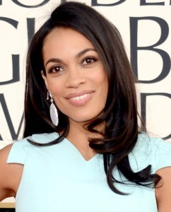 Rosario-Dawson golden globes awards 2013 best of beauty