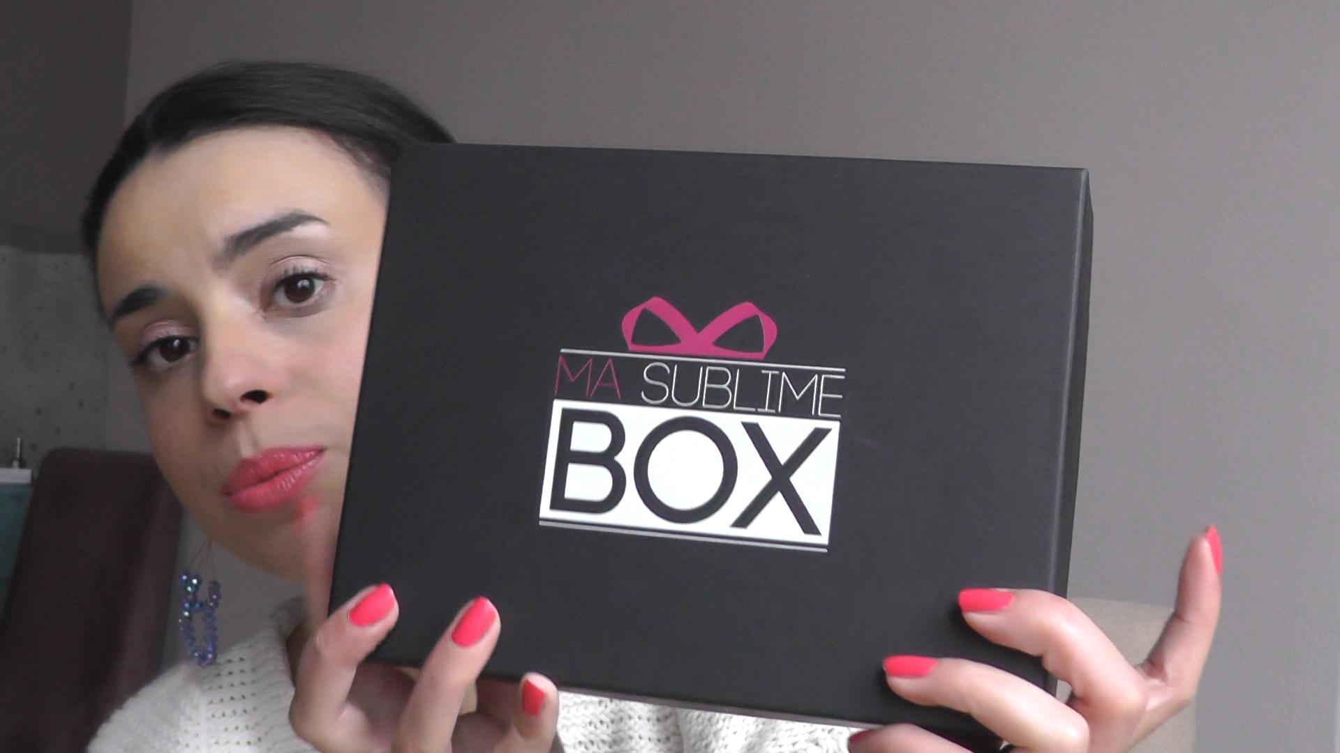 ma sublime box