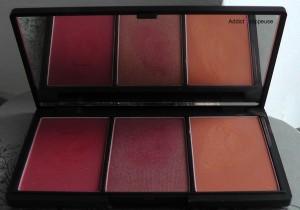 palette trio blush Sleek sugar