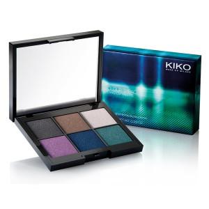 palette ombre à paupière Kiko dark héroine
