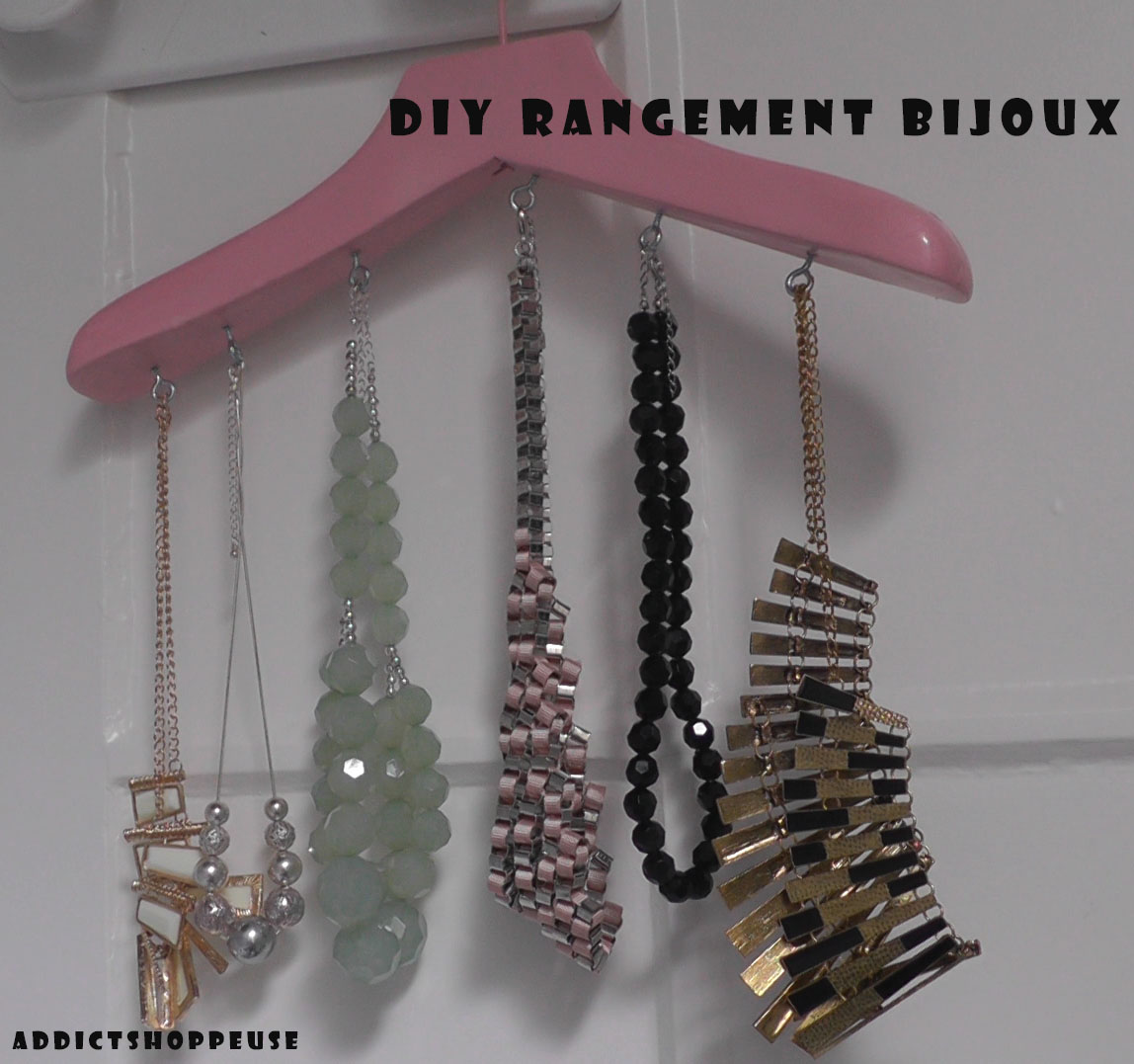 diy rangement bijoux addictshoppeuse. Black Bedroom Furniture Sets. Home Design Ideas