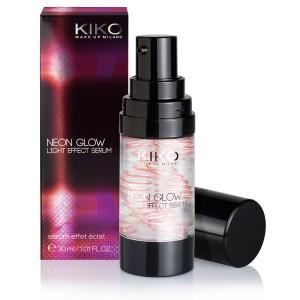 serum glow effect kiko dark héroine 2013