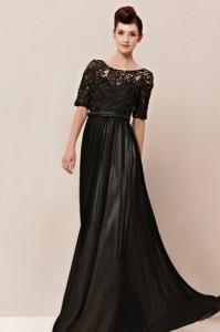 robe de soirée colonne modareine