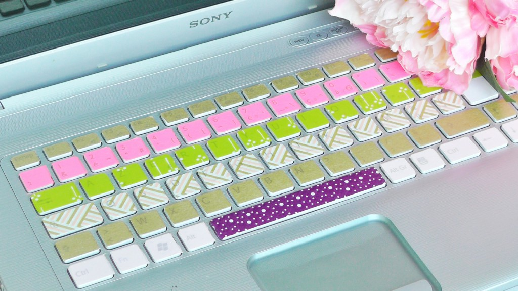 DIY customisation clavier