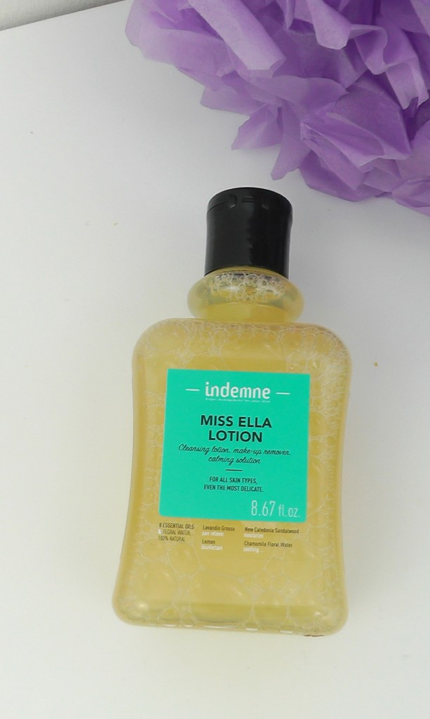 la lotion de miss ellaire indemne doctipharma