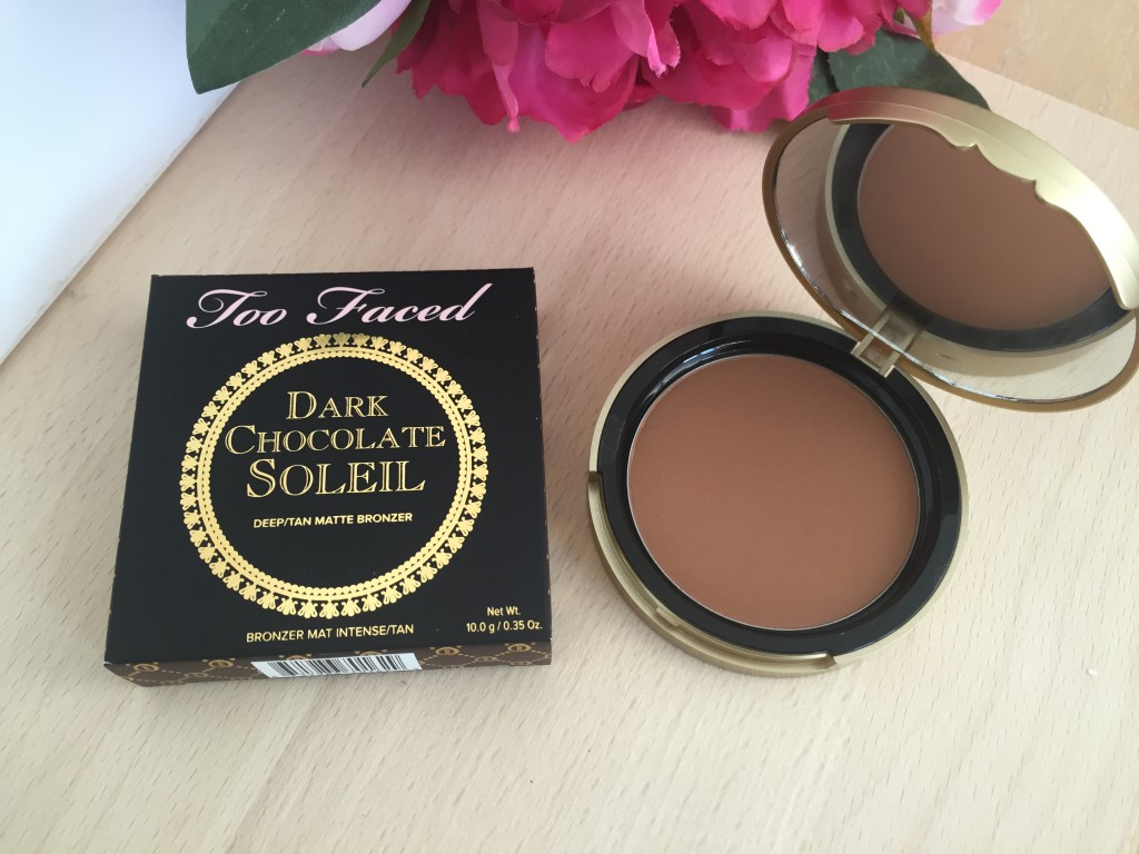 BRONZER DARK CHOCOLATE TOO FACED