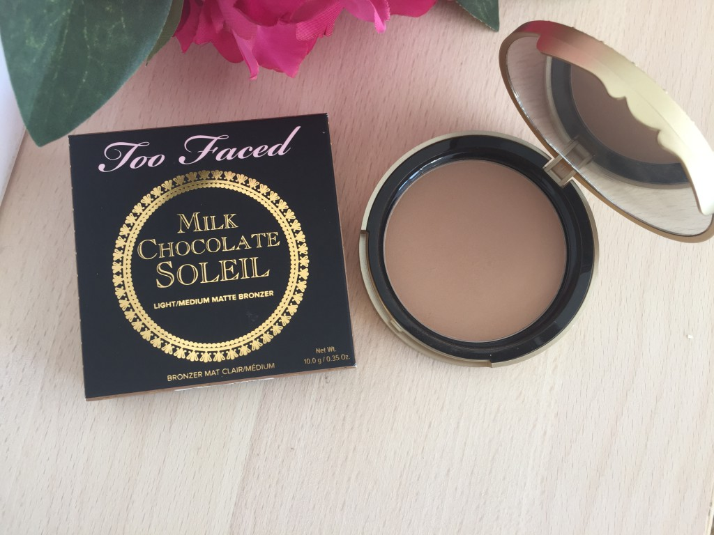 Bronzer milk chocolate soleil Too Faced