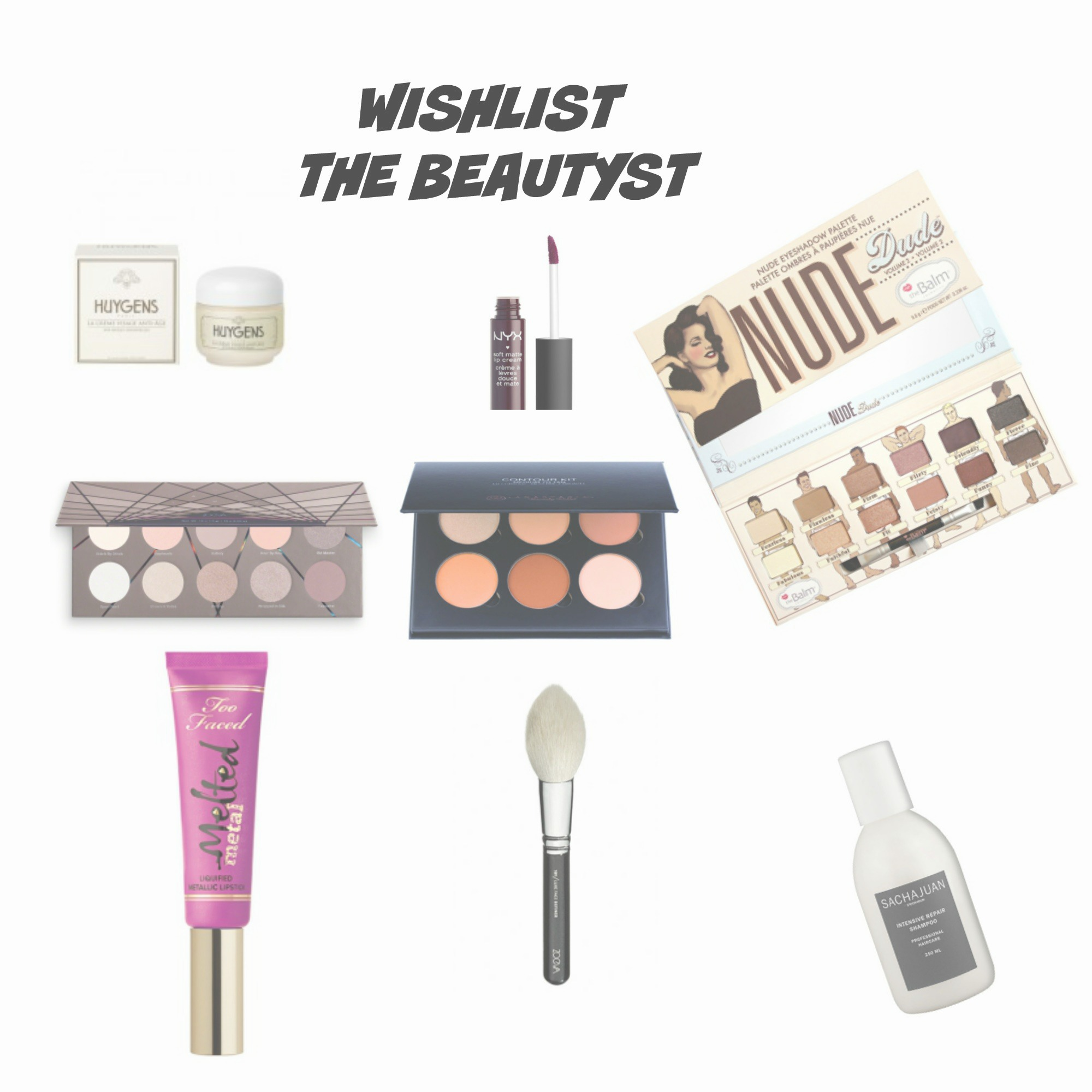 WISHLIST THE BEAUTYST GOOD 2