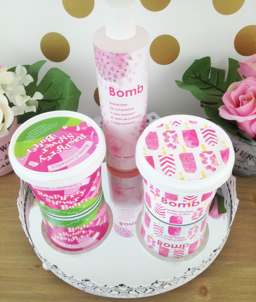 BOMB COSMETICS OUPS LILLE