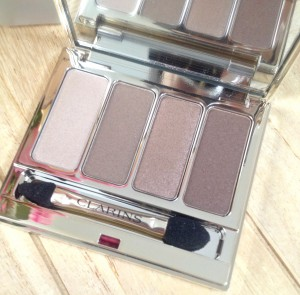 palette-fards 03 BROWN CLARINS