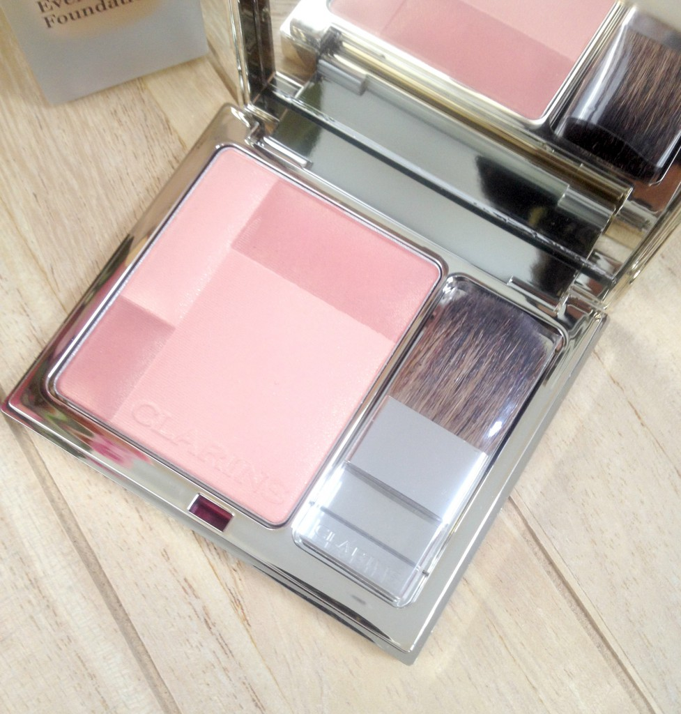blush prodige soft peach clarins