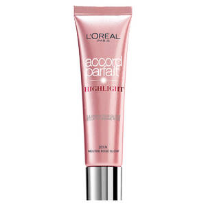 Highlighter l'oréal neutre rosé