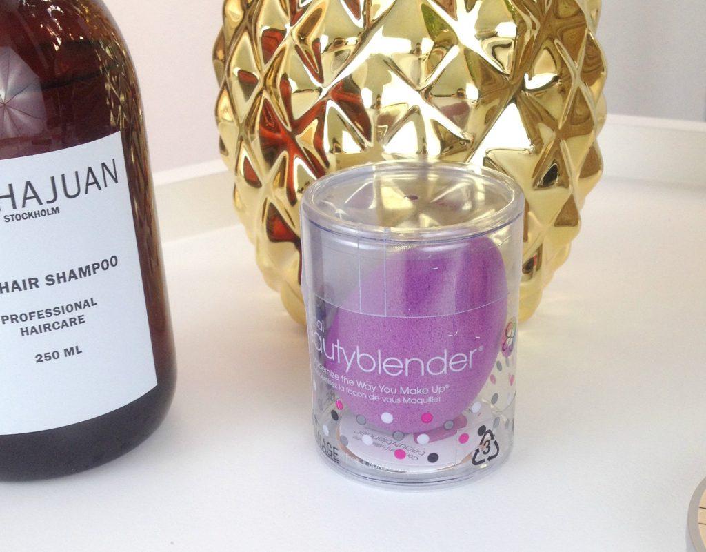 beautyblender violet Lanaïka