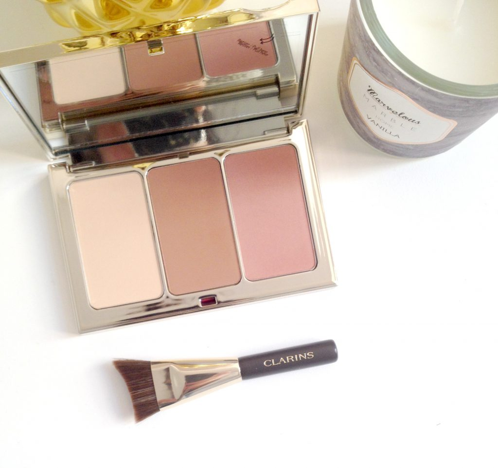 palette contouring clarins