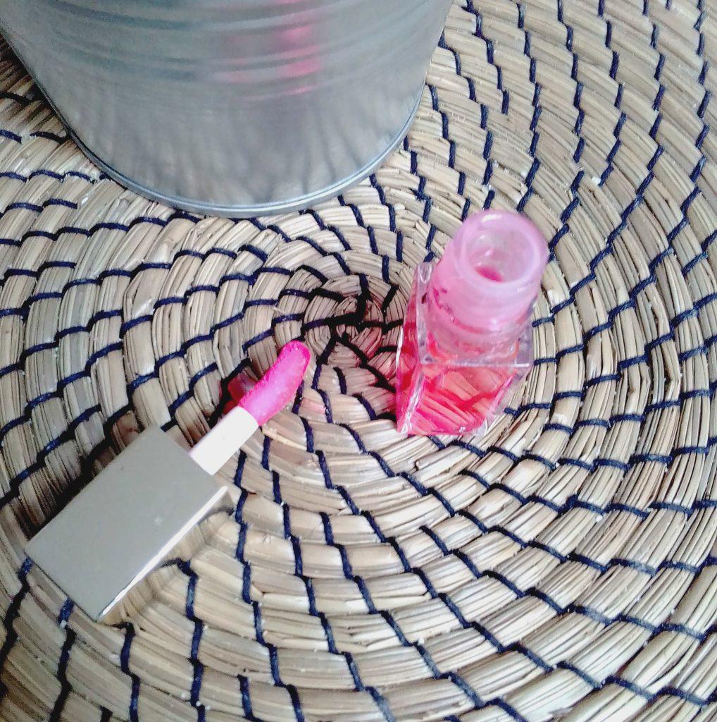 pinceau huile lèvres clarins