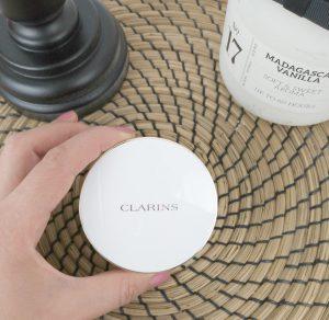 cushion cream clarins
