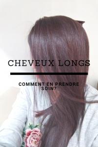Cheveux longs - Comment en prendre soin