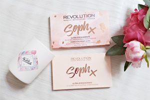 soph'x collection makeup révolution