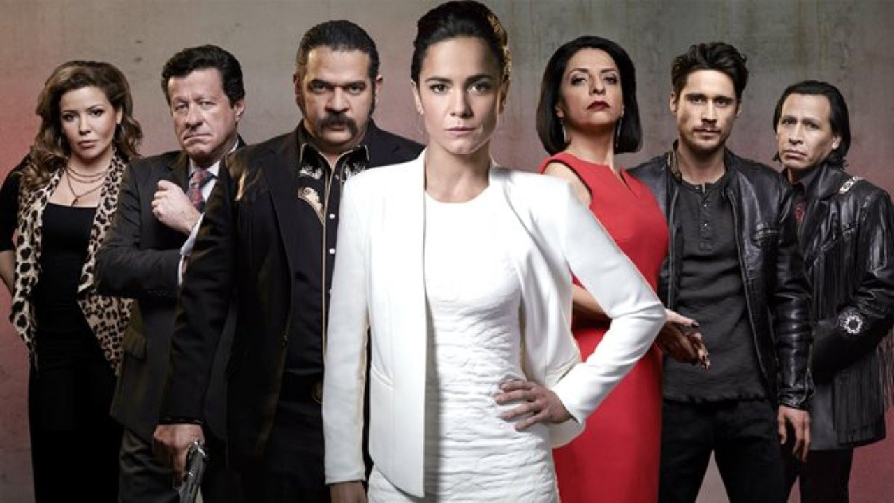 Queen of the south netflix