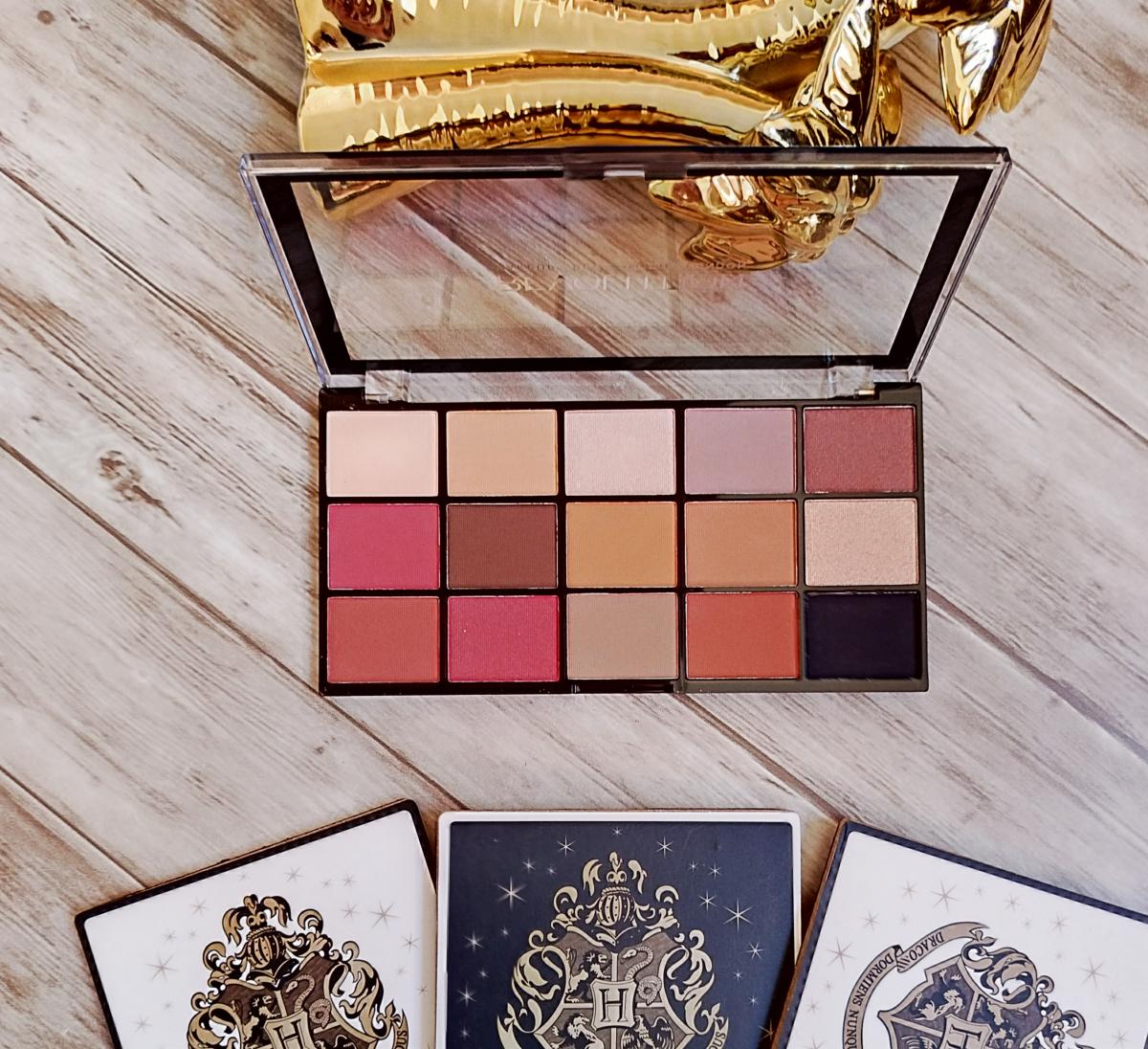 Palette iconic vitality makeup révolution