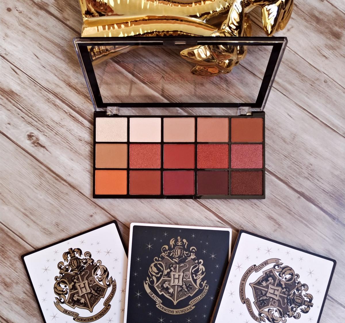 palette iconic fever makeup révolution