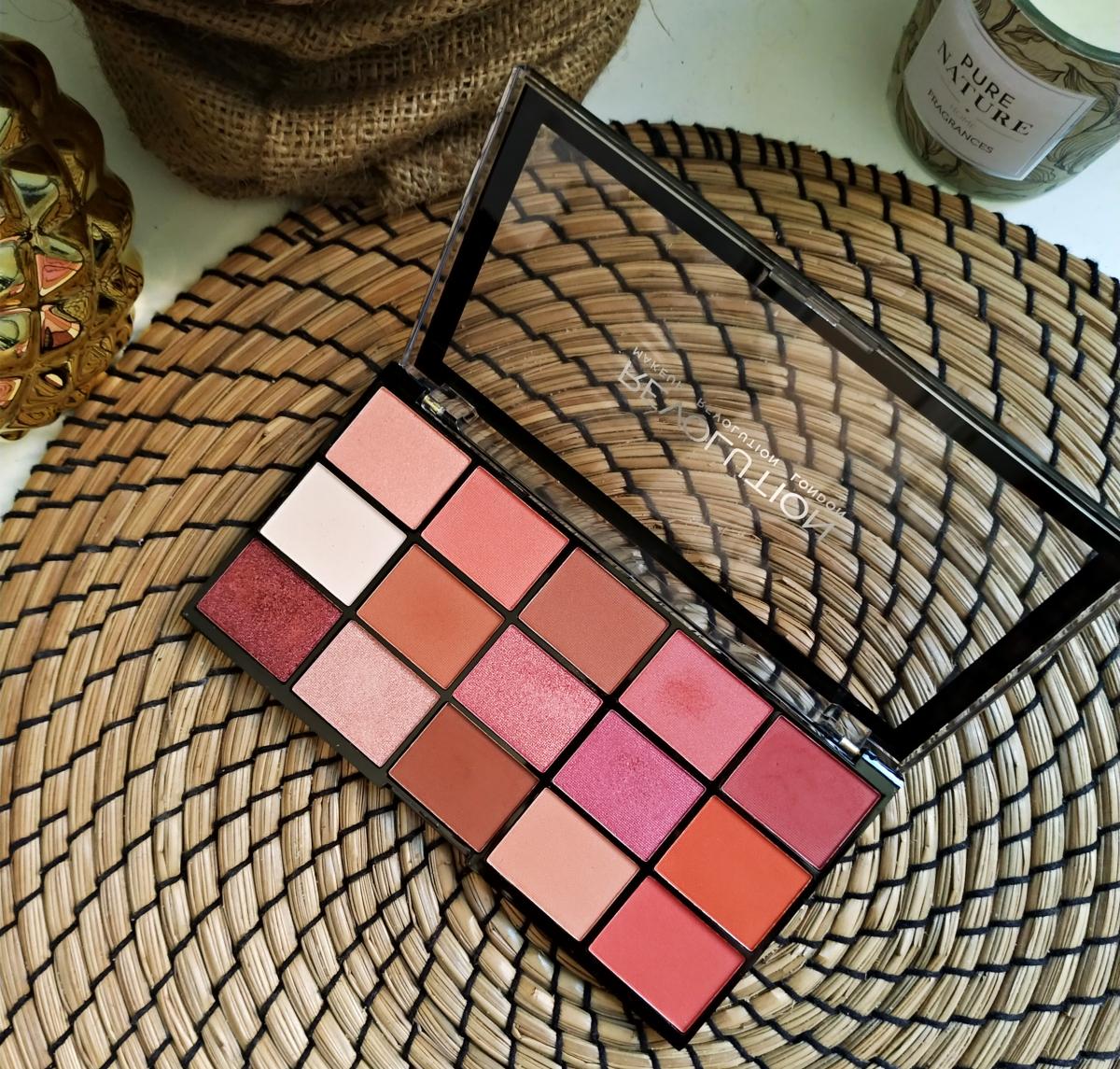 palette newtrals 2 makeup revolution