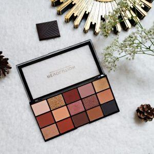 re-loaded palette makeup révolution