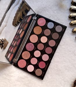palette opulent jewel collection makeup revolution