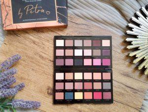palette petra makeup révolution