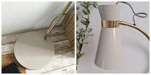 Produit industriel brut de la décoration scandinave et industrielle