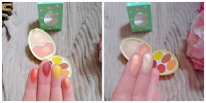 Swatch surprise egg chick I heart revolution
