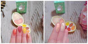 Swatch surprise egg chick I heart revolution