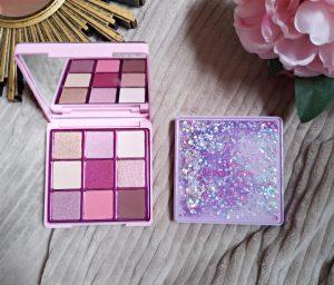 glitter palette I heart revolution