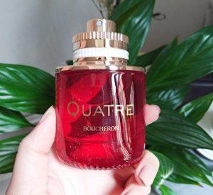Boucheron Quatre parfum