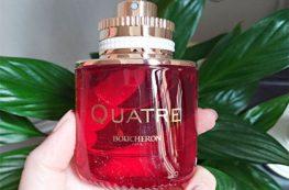 quatre boucheron parfum