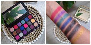 palette Constellation makeup revolution